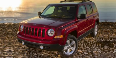 Used 2017  Jeep Patriot 4d SUV 4WD Latitude at Carriker Auto Outlet near Knoxville, IA