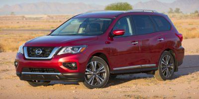 Used 2017  Nissan Pathfinder 4d SUV FWD S at Camacho Mitsubishi near Palmdale, CA
