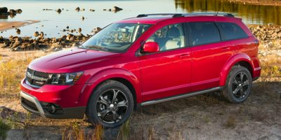 Used 2017  Dodge Journey 4d SUV FWD Crossroad at Peters Auto Mall Greensboro near High Point, NC