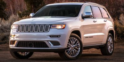 Used 2017  Jeep Grand Cherokee 4d SUV 4WD Overland at Auto Finance King near Taylor, MI