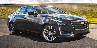 2018 Cadillac Berline CTS
