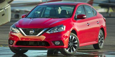 Used 2017  Nissan Sentra 4d Sedan S CVT at Credit Now Auto Inc near Huntsville, AL