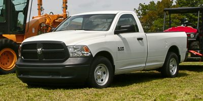 Used 2017  Ram 1500 2WD Reg Cab Express at The Gilstrap Family Dealerships near Easley, SC