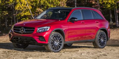 Used 2017  Mercedes-Benz GLC-Class 4d SUV GLC300 4matic at Auto Finance King near Taylor, MI