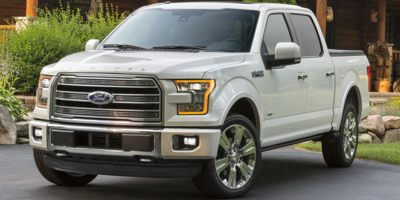 Used 2017  Ford F150 4WD SuperCrew Limited at Monster Motors near Michigan Center, MI