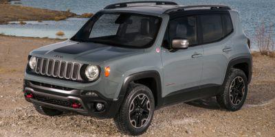 2017 Jeep Renegade Trailhawk  - 14051240
