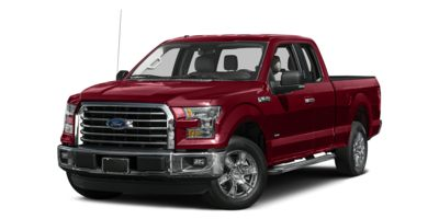 Used 2017  Ford F150 4WD SuperCab XL STX at Shields Auto Group near Rantoul, IL