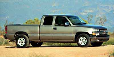 2000 Chevrolet Silverado 1500 LS Extended Cab  - R4918A