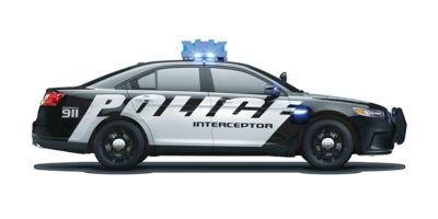 2017 Ford Police Interceptor Sedan FWD