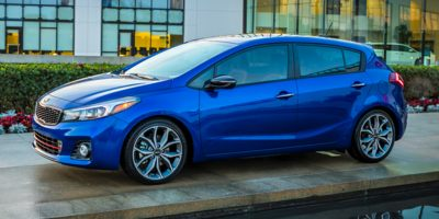 Used 2017  Kia Forte5 5d Hatchback LX at Ramsey Motor Company - North Lot near Harrison, AR