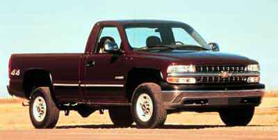 2000 Chevrolet Silverado 1500 LS  for Sale  - 68409  - El Paso Auto Sales