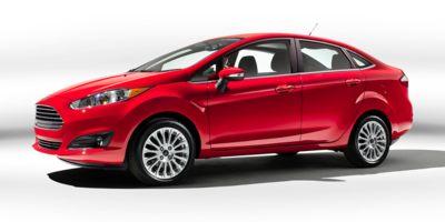 Used 2017  Ford Fiesta SE Sedan at The Gilstrap Family Dealerships near Easley, SC
