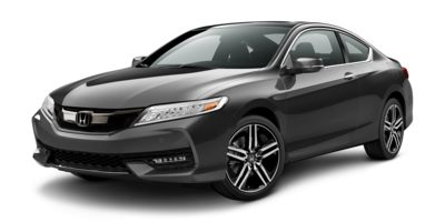 2017 Honda Coupé Accord