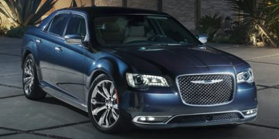 Used 2017  Chrysler 300C 4d Sedan RWD Platinum V6 at Frank Leta Automotive Outlet near Bridgeton, MO