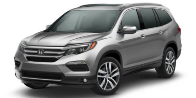 Used 2017  Honda Pilot 4d SUV FWD Touring at The Gilstrap Family Dealerships near Easley, SC