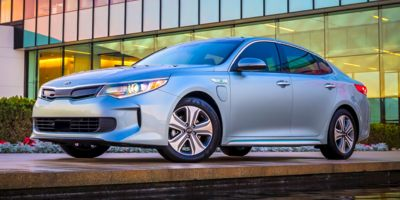 2017 Kia Optima Hybride enfichable