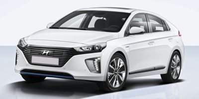 2017 Hyundai Ioniq Hybrid 4D Hatchback Hybrid  - HY8971B