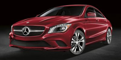Used 2014  Mercedes-Benz CLA-Class 4d Coupe CLA250 4matic at Poulin Auto Sales near Barre, VT