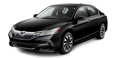 2017 Honda Accord Hybride