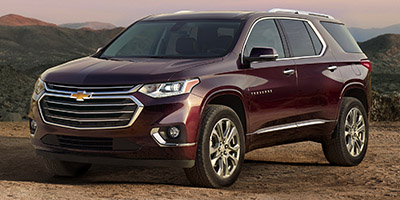 2018 Chevrolet Traverse  - Wiele Chevrolet, Inc.