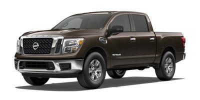 Used 2017  Nissan Titan 4WD Crew Cab SV at Al West Nissan near Rolla, MO