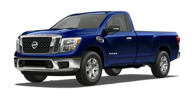2017 Nissan Titan 4WD Single Cab SV