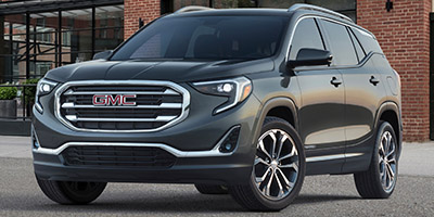 Used 2019  GMC Terrain 4d SUV FWD SLT 1.5L Turbo at Auto Finance King near Taylor, MI