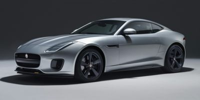 2018 Jaguar F-TYPE Coupe 296HP Auto