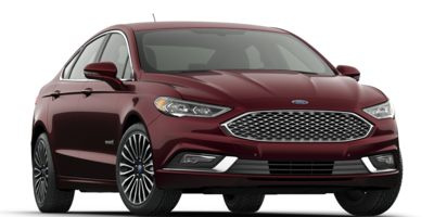 2018 Ford Fusion hybride