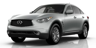 Used 2017  Infiniti QX70 4d SUV AWD at VA Cars Inc. near Richmond, VA
