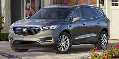 New 2020  Buick Enclave 4d SUV AWD Premium at Charbonneau Car Center near Dickinson, ND