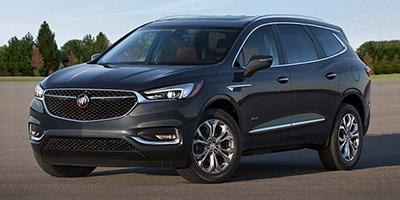 New 2021  Buick Enclave AWD 4dr Avenir at Charbonneau Car Center near Dickinson, ND