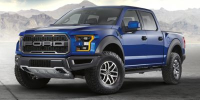 2018 Ford F-150 Raptor 4WD SuperCrew  - 8123A