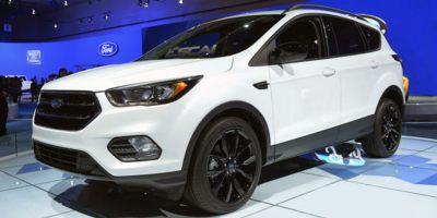 Used 2018  Ford Escape 4d SUV FWD SE w/SYNC3 at Mahoney's Auto Mall near Potsdam, NY