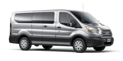 Used 2018  Ford Transit 350 Passenger Wagon Low Roof Wagon XLT w/Right Sliding Door at Atlas Automotive near Mesa, AZ