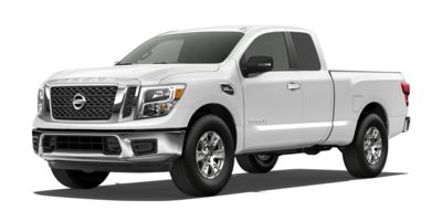 Used 2017  Nissan Titan 4WD King Cab SV at The Gilstrap Family Dealerships near Easley, SC