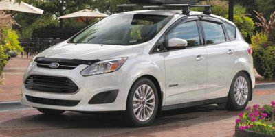 2018 Ford C-Max Hybride