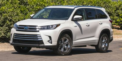 Used 2018  Toyota Highlander Hybrid 4d SUV AWD Limited at Graham Auto Mall near Mansfield, OH