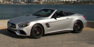 2018 Mercedes-Benz SL SL 63 AMG roadster