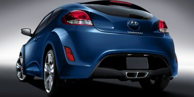 2017 Hyundai Veloster 3dr Cpe Man