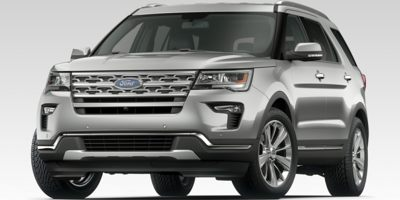Used 2018  Ford Explorer 4d SUV FWD XLT w/Comfort Pkg at Motor City Auto Brokers near Taylor, MI