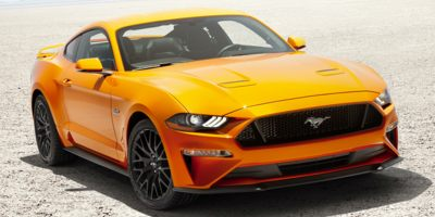 2018 Ford Mustang EcoBoost à toit fuyant