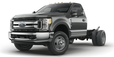 "2017 Ford Super Duty F-350 DRW XL 2WD Reg Cab 145"" WB 60"" CA"