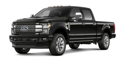 Used 2018  Ford F250 4WD Crew Cab Platinum at Monster Motors near Michigan Center, MI