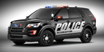 2017 Ford Police Interceptor Utility AWD