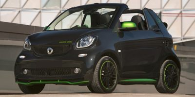 2018 Smart fortwo electric drive cabrio passion