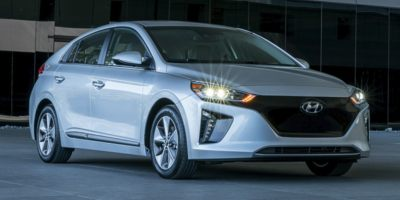 2018 Hyundai IONIQ Electric SE White Hatchback