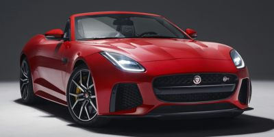 2019 Jaguar F-TYPE Convertible 296HP Auto