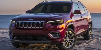 2019 Jeep Cherokee High Altitude FWD