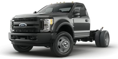 2019 Ford F-450 Super Duty  DRW 4WD Regular Cab  - FE195788
